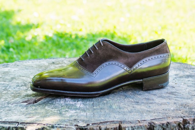 oxford bespoke shoe