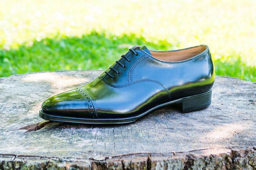 oxford bespoke shoes