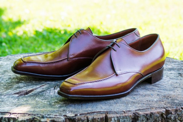 dress bespoke shoes