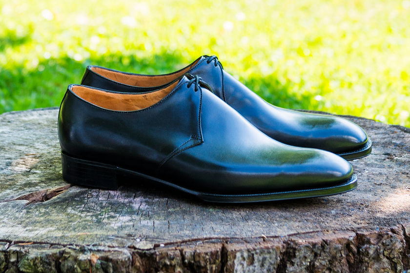 bespoke dress shoes