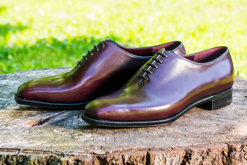 bespoke oxford shoes
