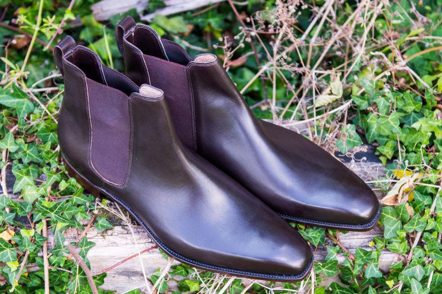 bespoke chelsea boots