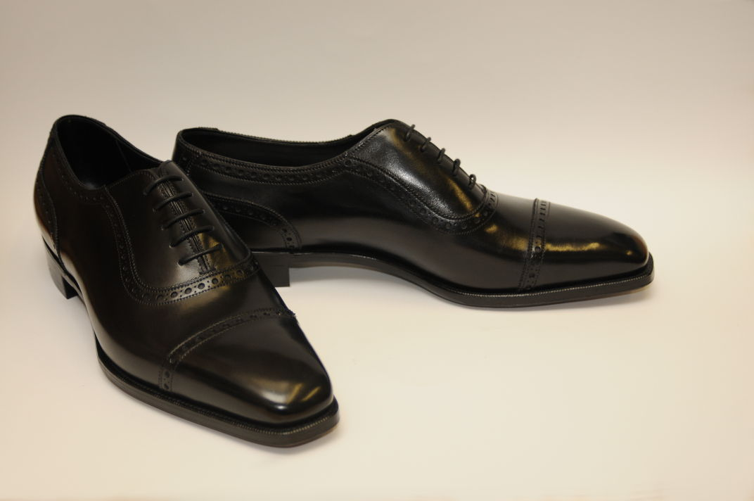 bespoke oxfords shoes
